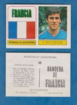 France Badge & Patrick Battiston 49
